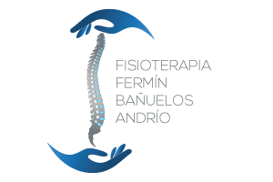 Logos Diseñados por Come and Communicate - Fisioterapia Fermín Bañuelos Andrío.legal