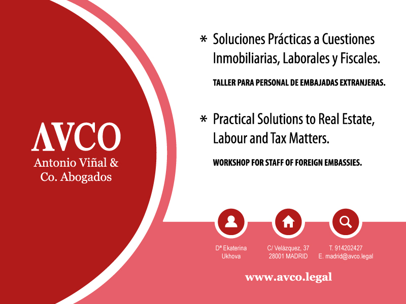 Portafolio Diseño Come and Communicate - AVCO.legal