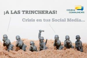 Crisis en Medios Sociales