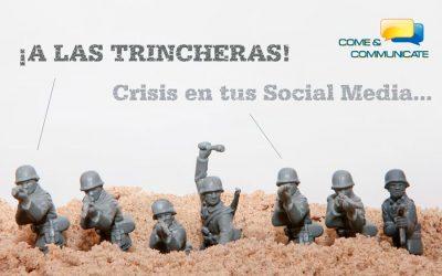 Crisis en Medios Sociales: 6 pautas para evitar errores