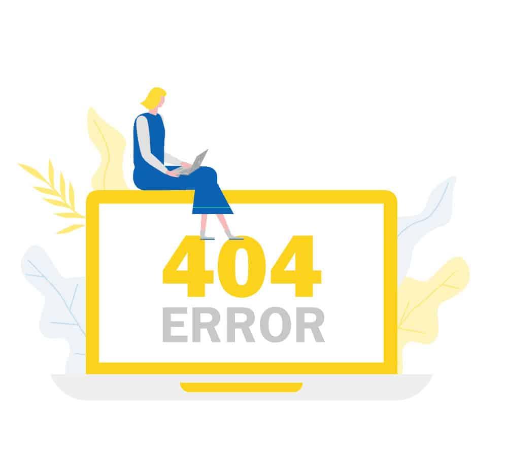 Errores a corregir con la consultoría web